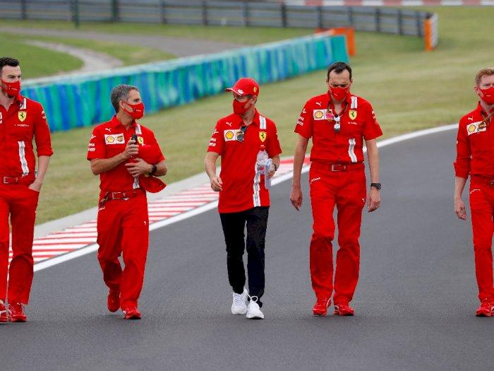 Sirkuit Nurburgring Comeback di F1 2020, Ini Tanggapan Sebastian Vettel!