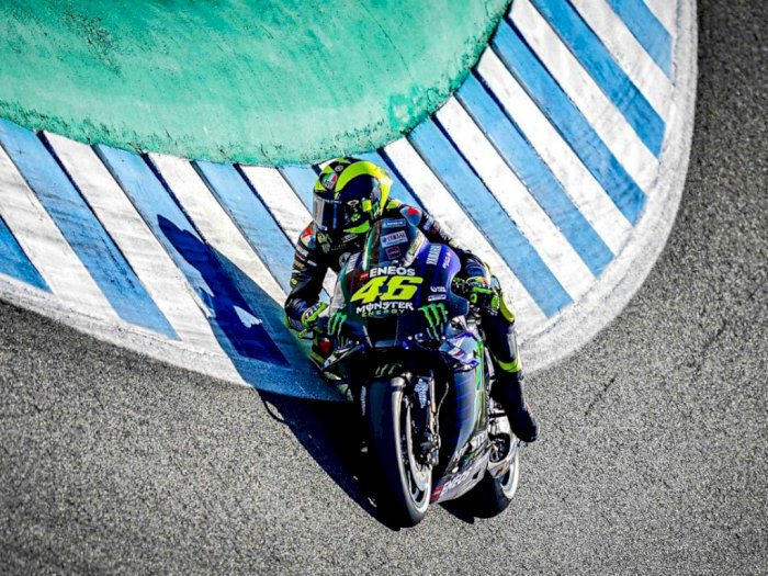 Valentino Rossi Memberi Tanggapannya Usai Dikatakan 'Sumber Masalah' untuk Yamaha