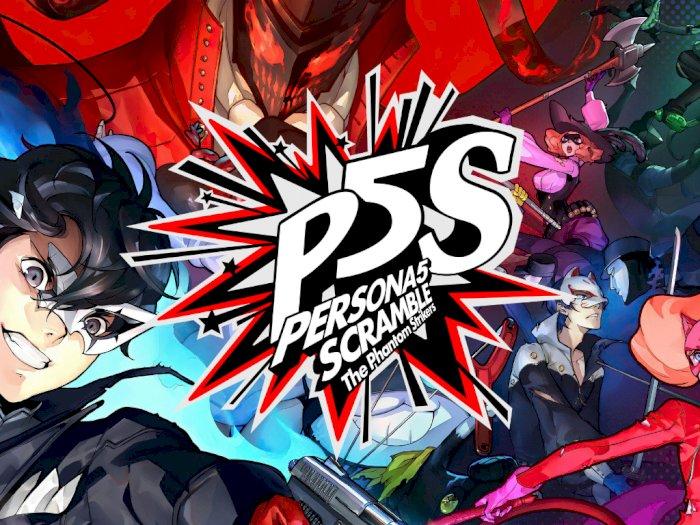 Persona 5 Scramble Dipastikan Rilis dalam Versi Global dengan Nama Persona 5 Strikers