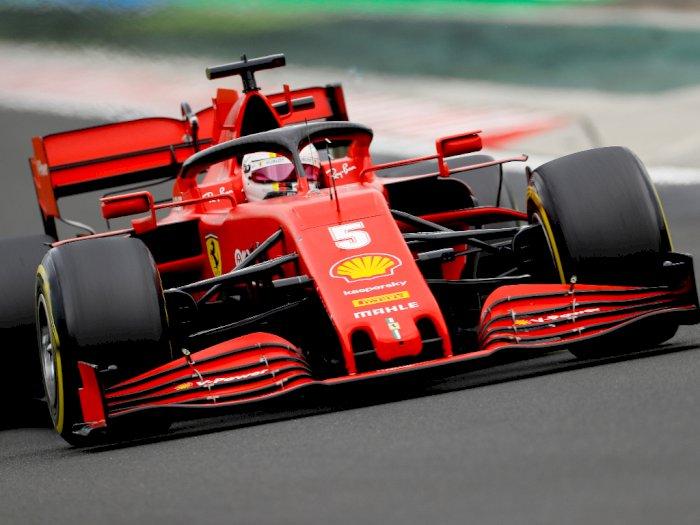 Kimi Raikkonen Memberi Komentar Tentang Hubungan Ferrari dan Sebastian Vettel!