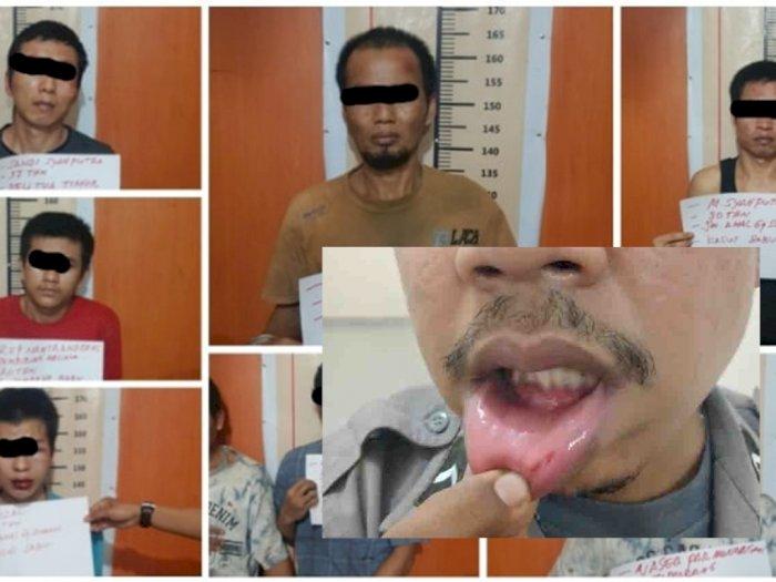 Coba Kabur dan Keroyok Polisi, Petugas Razia Sel Tahanan, Ada Sajam Buatan Sendiri