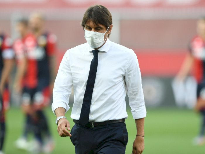 Conte Belum Bisa Melupakan Kekalahan dari Napoli