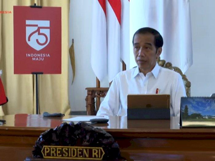 Jokowi Pede Ekonomi RI Bakal Cepat Pulih Setelah Tiongkok