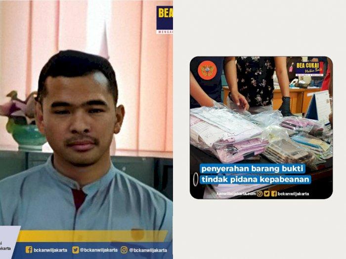 Pria Diduga Pemilik PS Store Ditangkap Bea Cukai, Disebut Karena Menjual Barang Ilegal!