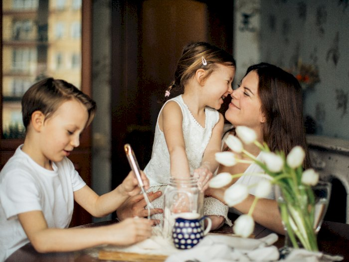 Ini 4 Tips Buat Orangtua Agar Kualitas Diri Anak Meningkat