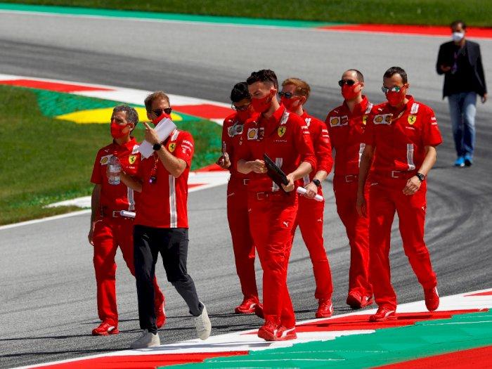 Benarkah Sebastian Vettel Gabung dengan Racing Point? Berikut Penjelasannya!