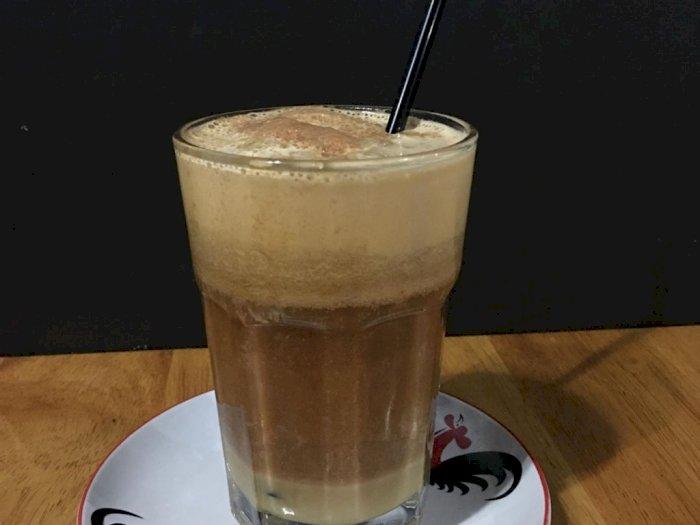 Berikut Rekomendasi 3 Kedai Teh Susu Telur di Medan