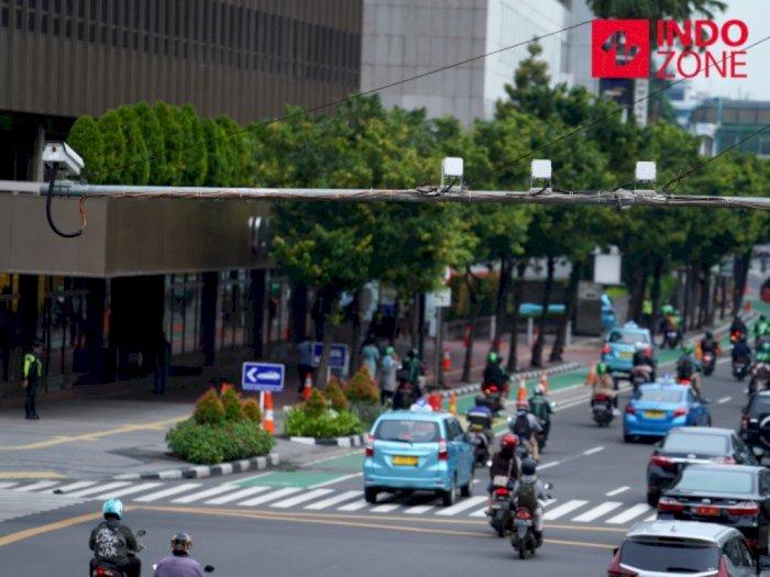 DPRD DKI Jakarta: Tilang Elektronik Tepat di Masa Pandemi Corona