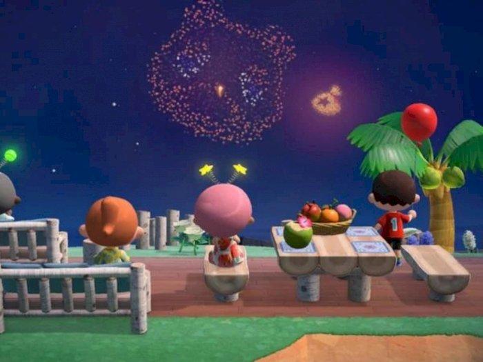 Animal Crossing: New Horizons Hadirkan Fitur Baru Kembang Api Hingga Mimpi!
