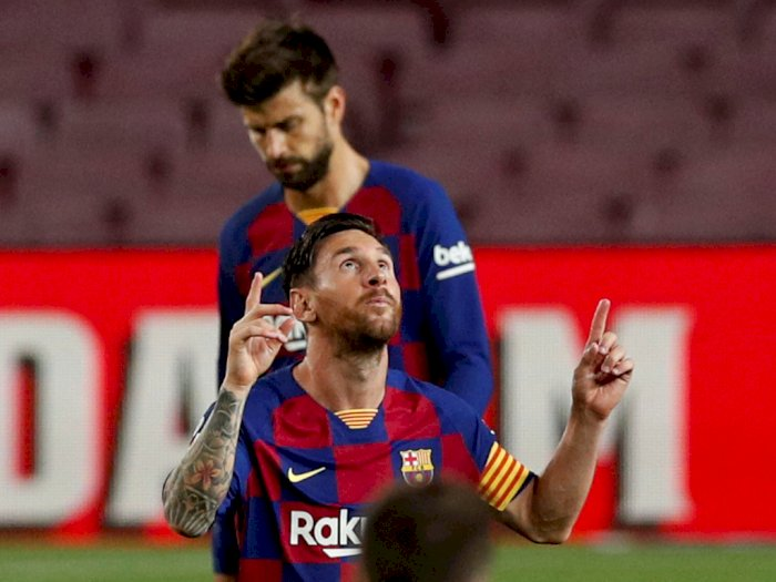 Conte: Lebih Mudah Memindahkan Gedung Gereja Daripada Mendatangkan Messi