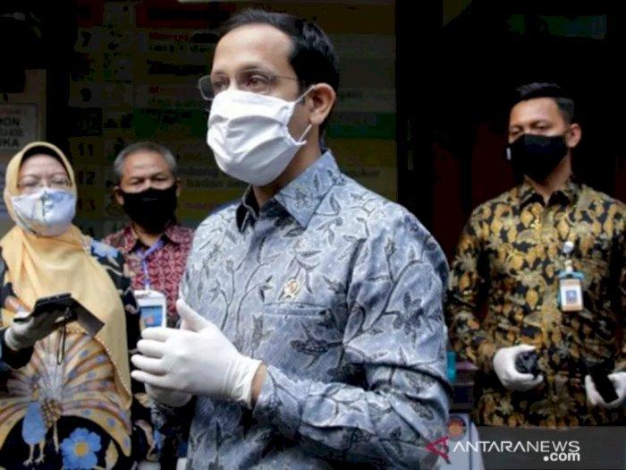 Menteri Nadiem Berharap NU, Muhammadiyah dan PGRI Bisa Bergabung Lagi dengan POP