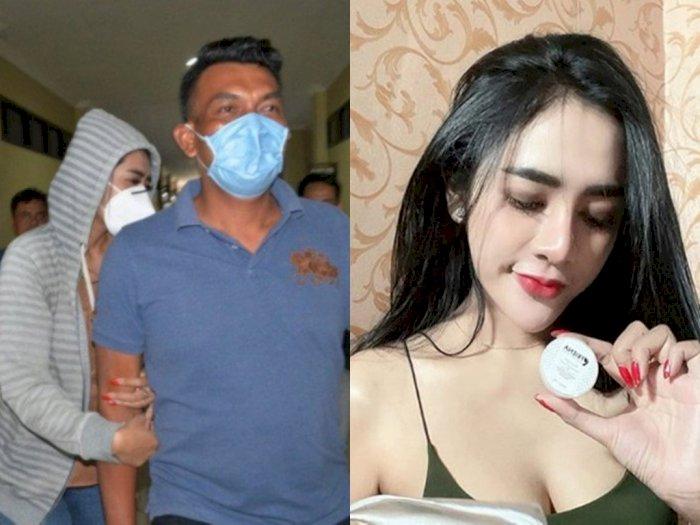 Polisi Temukan Sekotak Kondom di Kamar Hotel, Vernita Syabilla: Saya Masih Utuh Berpakaian