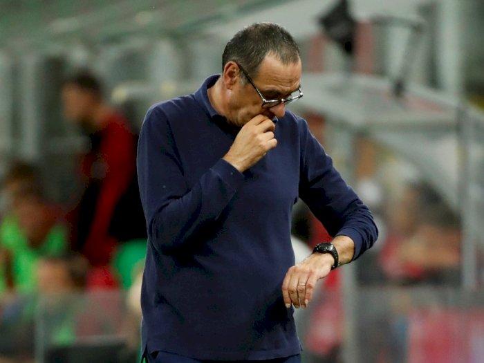 Sarri Keluhkan Jadwal Serie A yang Padat, Juventus Bakal Turunkan Skuad U-23