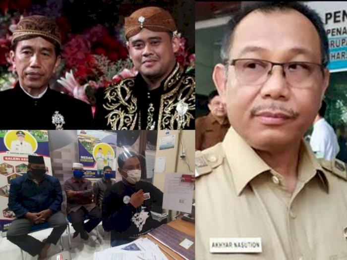 Bersaing dengan Mantu Jokowi, Benarkah Akhyar Ditawari Job Agar Tak Maju Pilkada Medan?