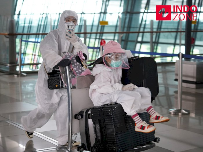 Berpotensi Tularkan Covid-19, Anak-anak dan Bayi Wajib Tes Kesehatan Sebelum Naik Pesawat
