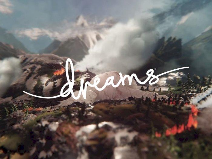 MV Lagu Terbaru Noah Cyrus Berjudul July Dibuat dengan Dreams di PS4!
