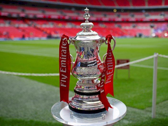 Pangeran William Larang Juara Piala FA Untuk Angkat Trofi Di Lapangan