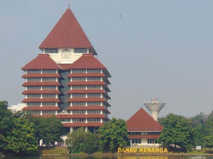 Keren! UI Jadi Perguruan Tinggi Terbaik di Indonesia Versi Webometrics 2020