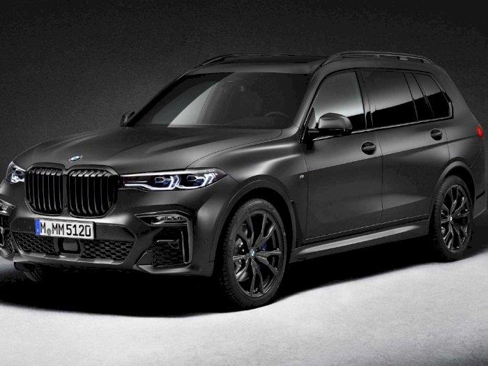 BMW Luncurkan Edisi Khusus dari BMW X7, Diproduksi Terbatas!