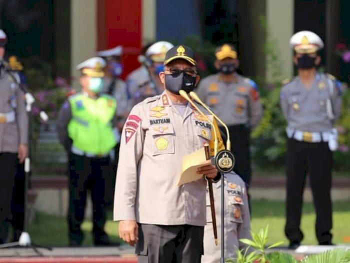 Pengamanan Iduladha, Polda Sumut Kerahkan 1.900 Personel