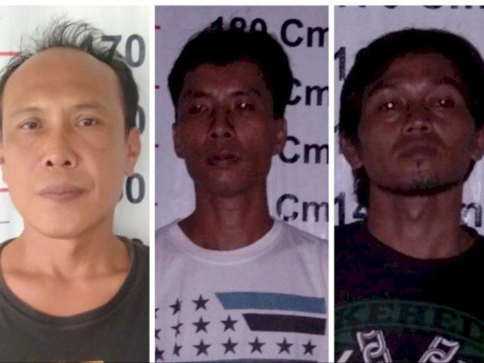 Tiga Pelaku Pengancaman dan Percobaan Perkosaan di Langkat Ditangkap Polisi