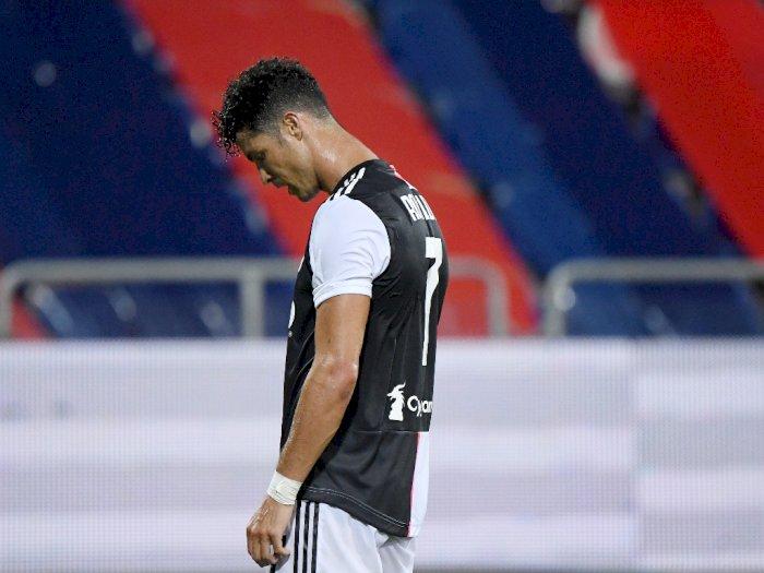 Ronaldo Bermain Full Time di Laga Juve Kontra Cagliari, Sarri: Dia yang Mau