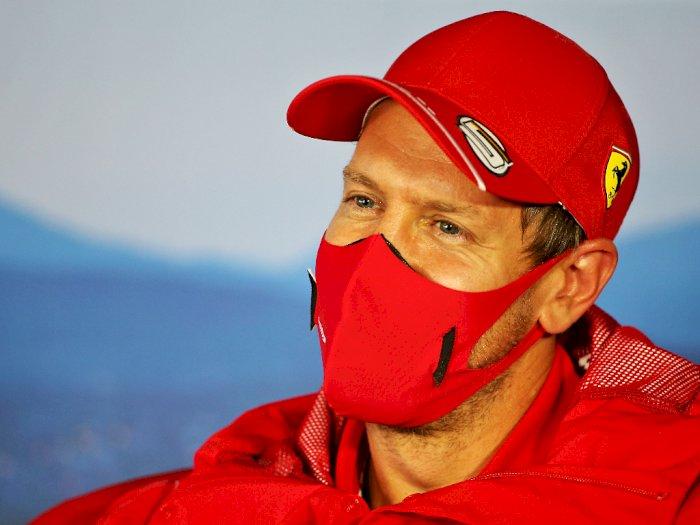 Sebastian Vettel Ngaku Optimis Menghadapi F1 Inggris 2020, Ini Selengkapnya!