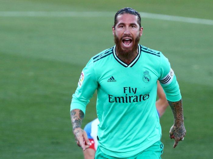 Sergio Ramos Ingin Gaji Lebih Banyak dari Gareth Bale