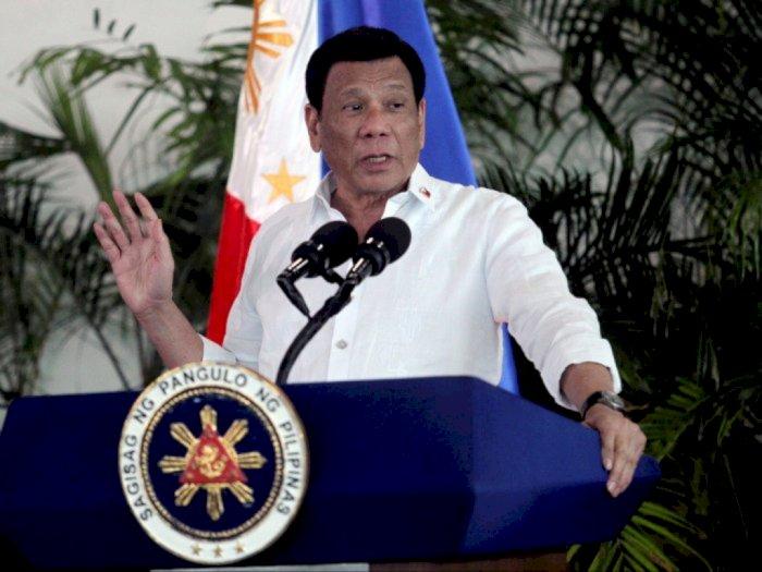 Filipina Kembali Catat Lonjakan Tertinggi Corona, Duterte Perpanjang Pembatasan