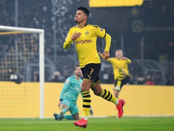 MU dan Dortmund Kabarnya Sudah Sepakat Soal Transfer Jadon Sancho
