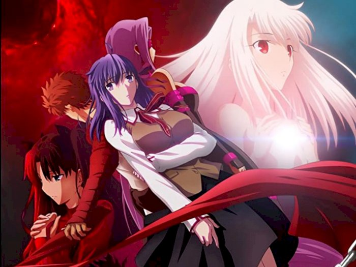 "Sinopsis Anime ""Fate/Stay Night: Heaven's Feel - I. Presage Flower (2017)"""