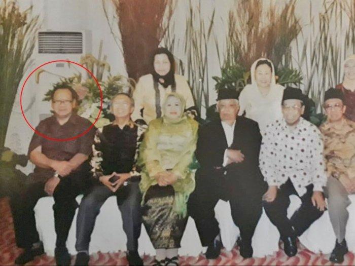 Kabar Duka, Adik Bungsu Gus Dur, KH Hasyim Wahid Meninggal Dunia