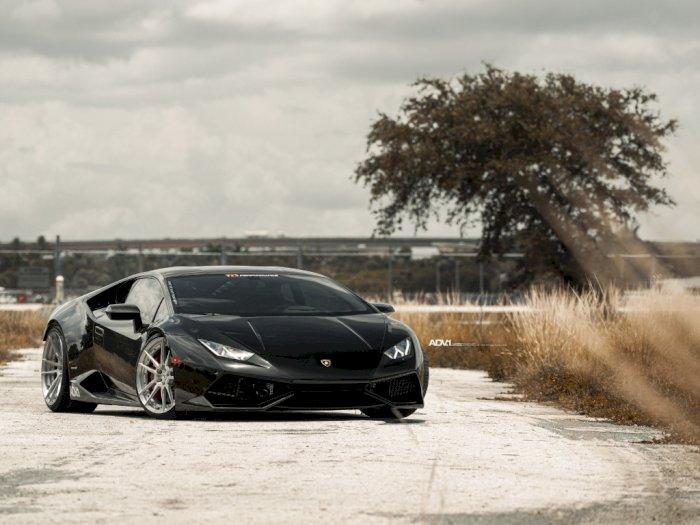 Wih! Lamborghini Huracan Ini Tampil Agresif nan Gahar Usai Dirombak TR3 Perfomance