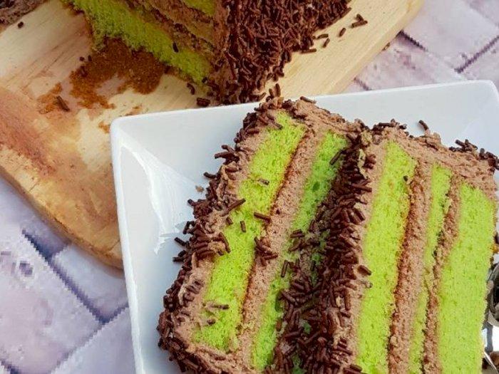 Begini Lho Cara Membuat Ice Milo Cake