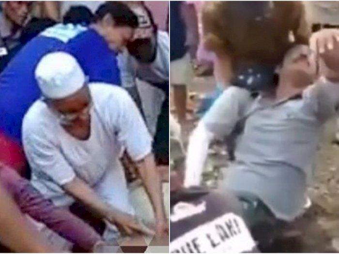 Viral, Berikut Dua Peristiwa Tukang Jagal Tewas Mendadak saat Sembelih Hewan Kurban