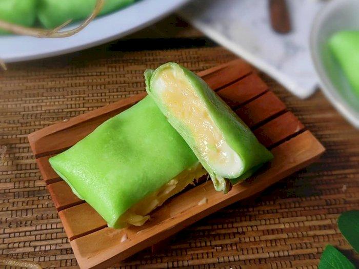 Cara Membuat Pancake Durian Khas Medan dengan Mudah