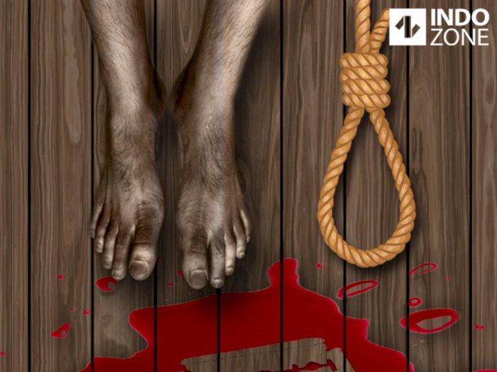 Patah Hati, Pria di Tapsel Bunuh Diri Saat Iduladha