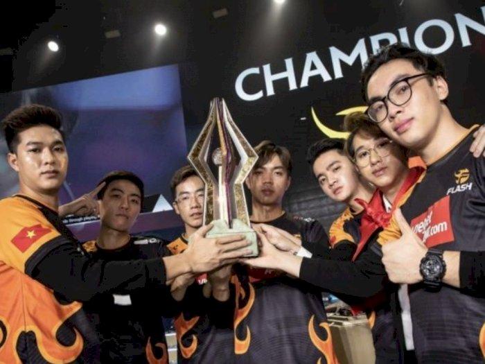 Tim Pemenang Turnamen AWC 2019 Dibanned 1 Tahun oleh Pihak Garena!