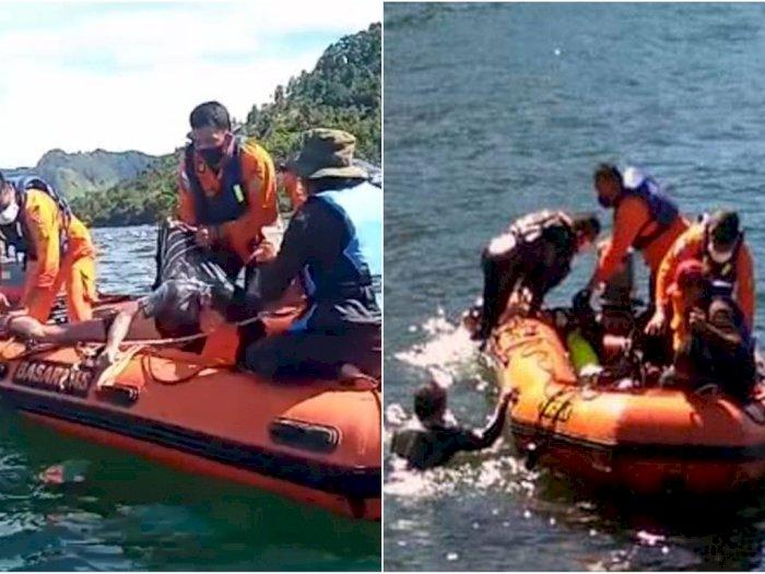 Hilang 3 Tiga Hari, Jasad Nelayan Ditemukan Tenggelam di Danau Toba, Perahunya Pecah