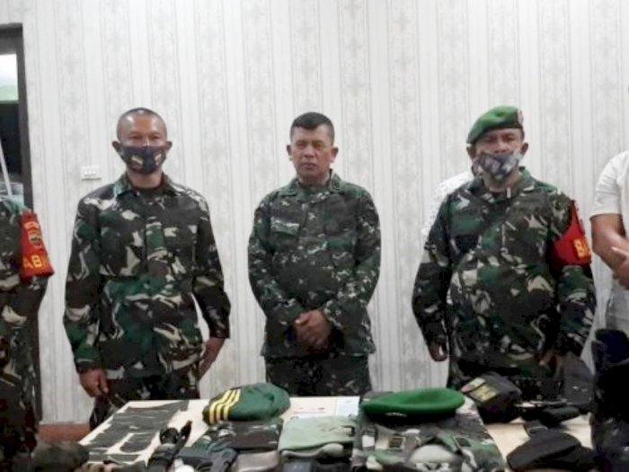 12 Tahun Jadi TNI Gadungan, Kedok Pria Ini Akhirnya Terbongkar