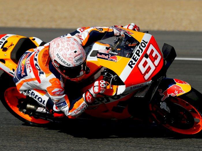 Carmelo Ezpeleta : Marc Marquez Masih Miliki Peluang Menjuarai MotoGP 2020