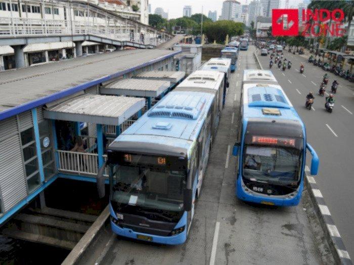 Ganjil Genap Mulai Lagi, Dishub DKI Siapkan Transjakarta Sapu Jagat