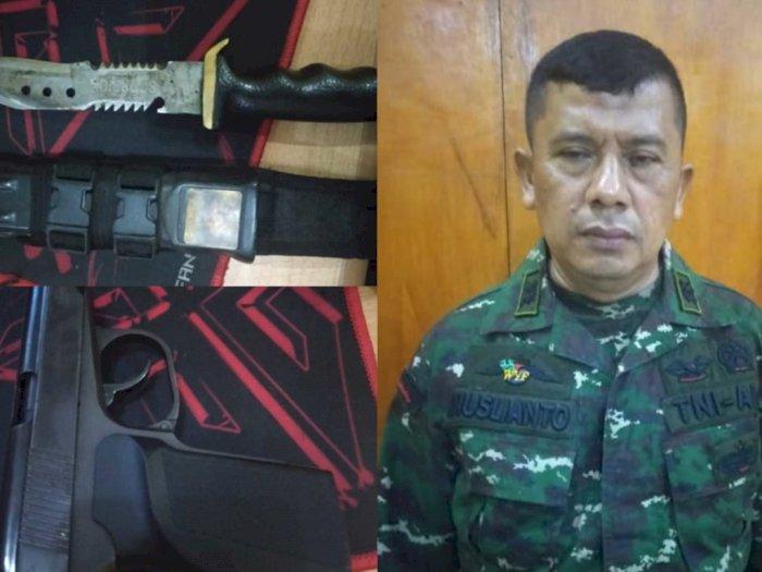 Ingin Disegani Orang di Medan, Pria Ini Nyamar Jadi TNI Gadungan
