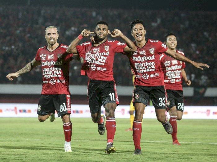 Bali United Siap Latihan Lagi Setelah Hasil Swab Covid-19 Dinyatakan Negatif