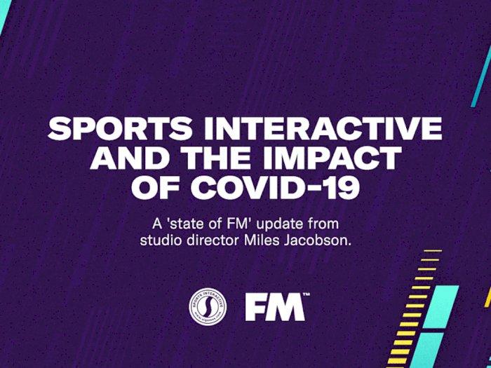 Terhambat COVID-19, Peluncuran Football Manager 2021 Terpaksa Ditunda!