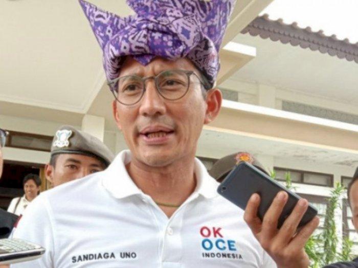 Sandiaga Uno Ungkap Indonesia Segera Masuk Resesi Ekonomi