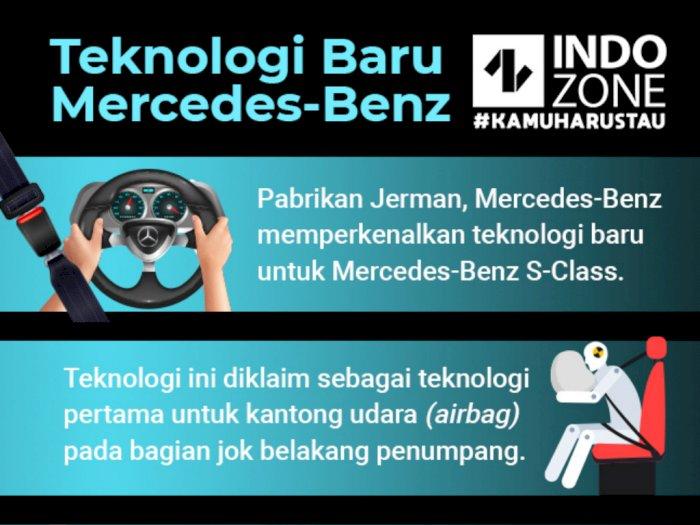 Teknologi Baru Mercedes-Benz