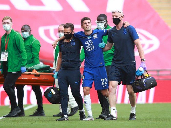 Lawan Bayern Munchen, Chelsea Tampil Tanpa Diperkuat Pulisic dan Azpilicueta