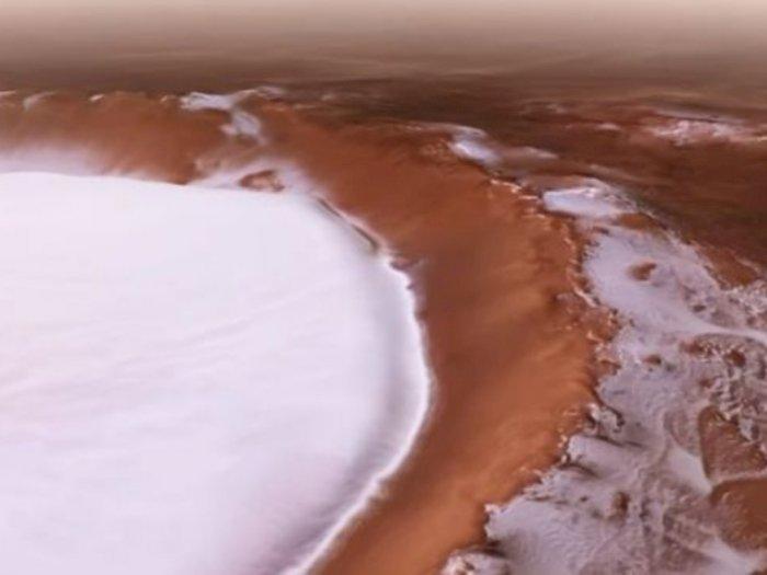 Hasil Studi NASA Menyebut Danau di Turki Mirip dengan Kawah Planet Mars