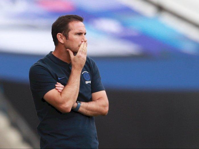 Dikalahkan Arsenal di Final Piala FA, Lampard: Kami Sempat Terlena